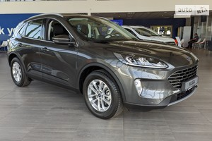 Ford Kuga 	1.5 EcoBlue AT (120 л.с.) Titanium