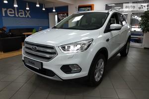 Ford Kuga New 1.5D AT (120 л.с.) Titanium