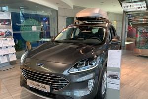 Ford Kuga 1.5 EcoBlue AT (120 л.с.) Titanium