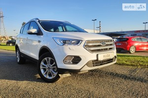 Ford Kuga New 2.0D AT (180 л.с.) 4WD Titanium