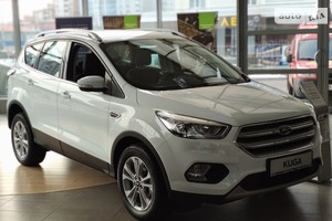 Ford Kuga New 1.5D AT (120 л.с.) Titanium