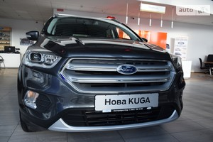 Ford Kuga New 2.0D AT (180 л.с.) 4WD Lux