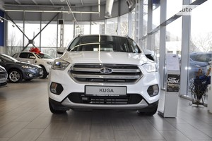 Ford Kuga New 2.0D AT (150 л.с.) 4WD Titanium