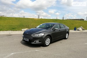 Ford Mondeo New 2.0D EcoBlue AT (150 л.с.) Individual