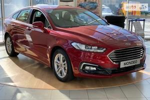Ford Mondeo New 2.0D EcoBlue AT (150 л.с.) Titanium