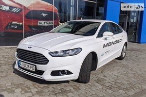 Ford Mondeo New 2.0D AT (150 л.с.) Titanium