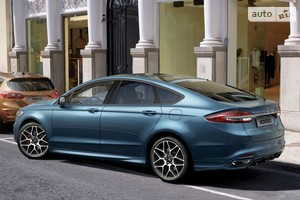 Ford Mondeo New 1.5 Ecoboost AT (165 л.с.) Titanium
