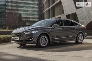 Ford Mondeo New 2.0 HEV CVT (187 л.с.) Titanium