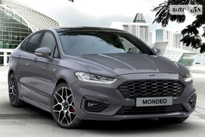Ford Mondeo New 2.0D EcoBlue AT (150 л.с.) Titanium