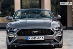 Ford Mustang 2.3i EcoBoost MT (314 л.с.) base