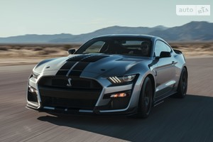 Ford Mustang Shleby GT500 AT (760 л.с.) Base
