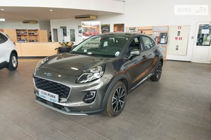 Ford Puma 1.0 EcoBoost AT (125 л.с.) Lux