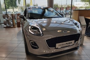Ford Puma 1.0 EcoBoost AT (125 л.с.) Titanium