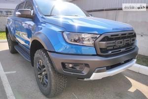 Ford Ranger 2.0 EcoBlue AT (213 л.с.) AWD Raptor