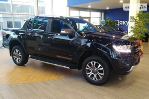 Ford Ranger Двойная 2.0D EcoBlue AT (213 л.с.) AWD Individual