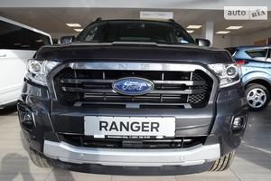 Ford Ranger Двойная 2.0D EcoBlue AT (213 л.с.) AWD WildTrak