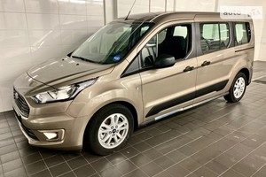 Ford Tourneo Connect пасс. 1.5D MT (100 л.с.) L2 Trend
