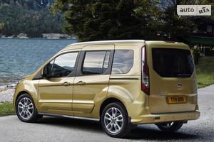 Ford Tourneo Connect пасс. 1.5D AT (100 л.с.) L1 Trend