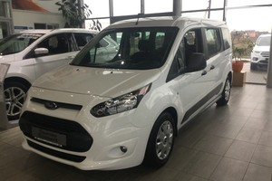 Ford Tourneo Connect пасс. 1.5D MT (120 л.с.) (7s) L2 Trend