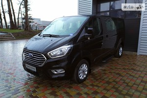 Ford Tourneo Custom 2.0 TDI MT F320 (130 л.с.) L2H1 Trend
