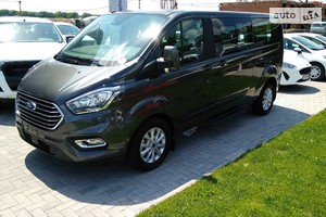 Ford Tourneo Custom 2.0 TDI AT F320 (130 л.с.) L2H1 Trend