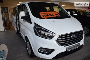 Ford Tourneo Custom 2.0 TDI MT F320 (185 л.с.) L2H1 Titanium