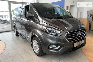 Ford Tourneo Custom 2.0 TDI AT F320 (185 л.с.) L2H1 Titanium