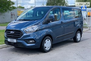 Ford Transit Custom F320 2.0D MT (130 л.с.) L1H1  Trend