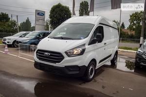 Ford Transit Custom F320 2.0D MT (130 л.с.) L2H2 Amb Plus