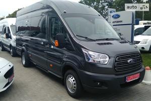 Ford Transit пасс. Minibus R460 L4H3 (130 л.с.) Trend