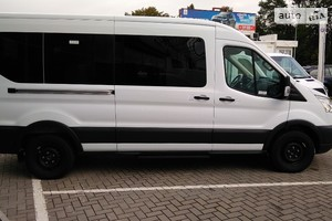 Ford Transit пасс. Minibus R410 L3H2 (130 л.с.) Trend