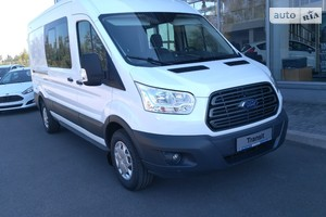 Ford Transit пасс. DC IN 2.0D MT F330 (130 л.с.) L3H2 Individual
