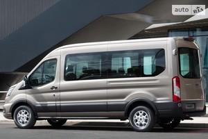 Ford Transit пасс. Kombi 2.0D MT F310 (170 л.с.) L2H2 Trend