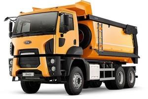 Ford Trucks 3542D 420 л.с.