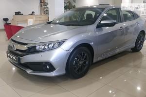 Honda Civic 1.6L i-VTEC CVT (125 л.с.) Elegance