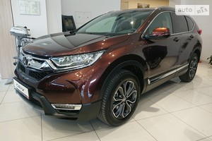 Honda CR-V 1.5i VTEC Turbo CVT (193 л.с.) 4WD Executive