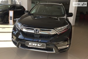 Honda CR-V 1,5L i-VTEC Turbo (193 л.с.) AWD Executive