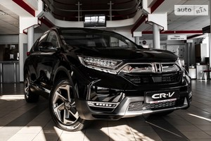 Honda CR-V 1.5i VTEC Turbo CVT (193 л.с.) 4WD Individual