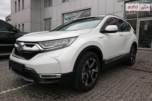 Honda CR-V 2.0 Hybrid i-MMD E-CVT (184 л.с.) 4WD Executive