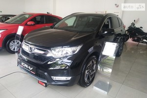 Honda CR-V 1.5i VTEC Turbo CVT (193 л.с.) 4WD Prestige