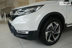 Honda CR-V 1,5L i-VTEC Turbo (193 л.с.) AWD Prestige