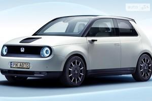 Honda e EV 35.5 kWh AT (154 л.с.)