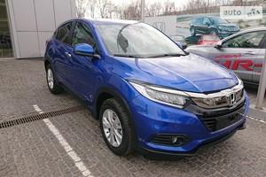 Honda HR-V 1,5 CVT (130 л.с.) Elegance