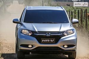 Honda HR-V 1,5T CVT (182 л.с.) Elegance