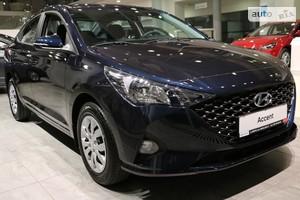Hyundai Accent 1.4 DOHC MT (100 л.с.) Comfort