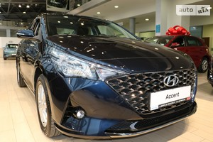 Hyundai Accent 1.4 DOHC AT (100 л.с.) Style