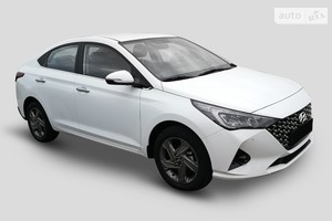 Hyundai Accent 1.4 DOHC AT (100 л.с.) Style