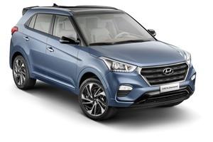 Hyundai Creta FL 1.6 DOHC AT (123 л.с.) 2WD Elegance