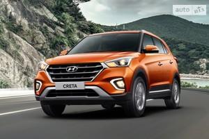 Hyundai Creta FL 1.6 DOHC AT (123 л.с.) 2WD Dynamic