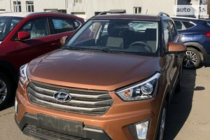 Hyundai Creta 1.6 DOHC AT (123 л.с.) 2WD Individual
